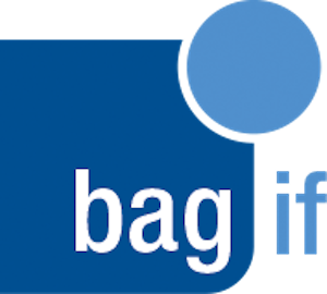 Logo-bag-inklusionsfirmen