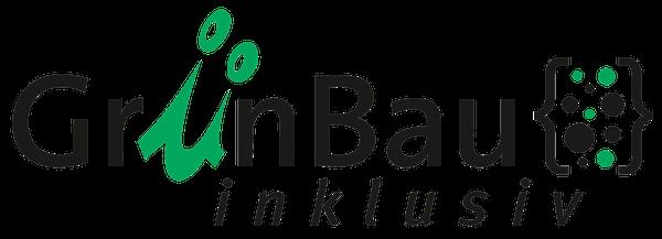 Grünbau inklusiv Logo